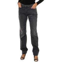Vêtements Femme Jeans slim Armani jeans Pantalon long Gris