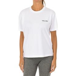 Vêtements Femme T-shirts manches courtes Armani jeans T-shirt à manches courtes Blanc