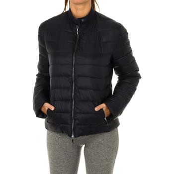 Vêtements Femme Doudounes Armani jeans Veste matelassée Bleu