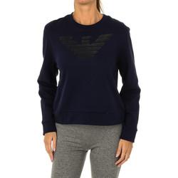 Vêtements Femme Pulls Armani jeans Pull à manches longues Bleu