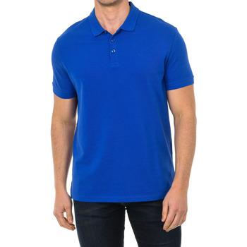 Vêtements Homme Polos manches courtes Armani jeans Polo manches courtes Bleu