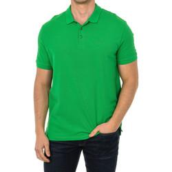 Vêtements Homme Polos manches courtes Armani jeans Polo manches courtes Vert