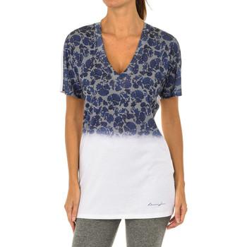 Vêtements Femme T-shirts manches courtes Armani jeans T-shirt à manches courtes Multicolore