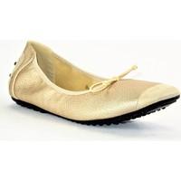 Chaussures Femme Ballerines / babies Suredelle E618 OR PLATINE METAL