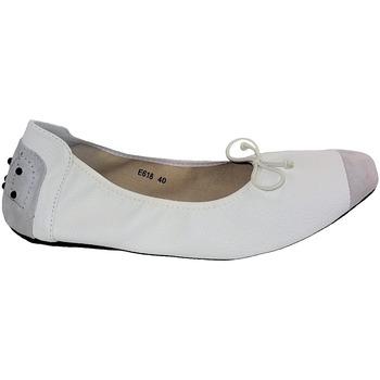 Chaussures Femme Ballerines / babies Suredelle E618 BLANC