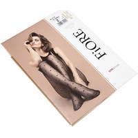 Sous-vêtements Femme Collants & bas Fiore Collant fin - Invisible - LOVE POTION Noir