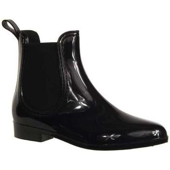 Chaussures Femme Bottes de pluie Kelara B 41333 Noir