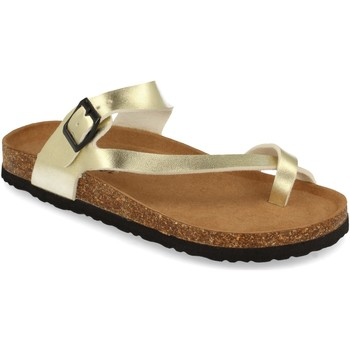 Chaussures Femme Sandales et Nu-pieds Silvian Heach M-15 Oro