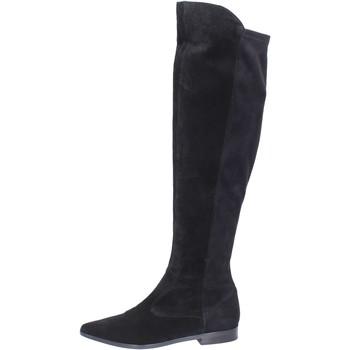Chaussures Femme Cuissardes Carmens Padova BJ811 Noir