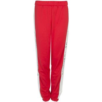 Vêtements Femme Pantalons de survêtement Juicy Couture  Rouge