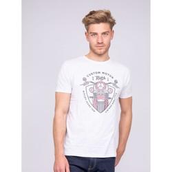 Vêtements T-shirts & Polos Ritchie T-shirt col rond pur coton NERLIN Gris