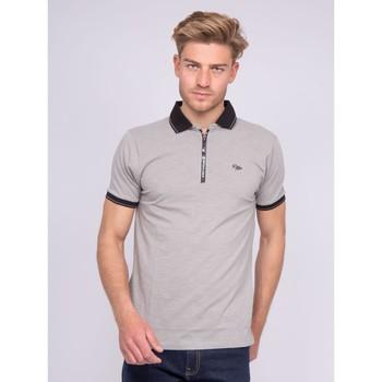 Vêtements T-shirts & Polos Ritchie Polo PAMATIS Gris