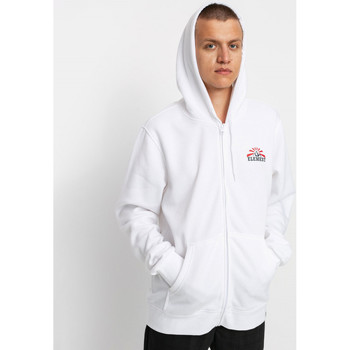 Vêtements Homme Sweats Element Medwell Zip Hooded Optic White