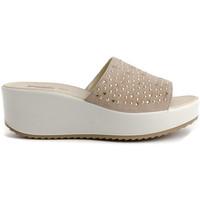 Chaussures Femme Sandales et Nu-pieds Imac 707700 Beige