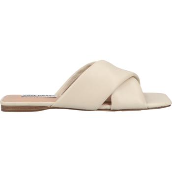 Chaussures Femme Sabots Steve Madden Mules Beige