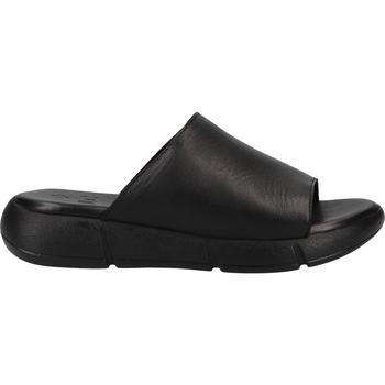 Chaussures Femme Sabots Ilc Mules Schwarz