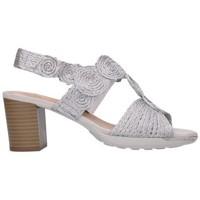 Chaussures Femme Sandales et Nu-pieds Balleri 2046-5 Mujer Plata Argenté