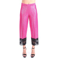 Vêtements Femme Pantalons 5 poches Circus Hotel S1/H1SP04 Tondu Femme Rose choquant Rose choquant