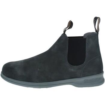 Chaussures Homme Bottes ville Blundstone 1398 Beatles homme NOIR RUSTIQUE NOIR RUSTIQUE