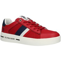 Chaussures Homme Baskets basses U.s Polo Assn VEGA4141S1 faible Homme ROUGE ROUGE