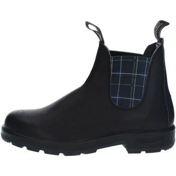 Chaussures Homme Bottes ville Blundstone 2102 Beatles homme NOIR NOIR