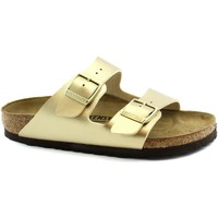 Chaussures Femme Mules Birkenstock BIR-CCC-1016111-GO Oro