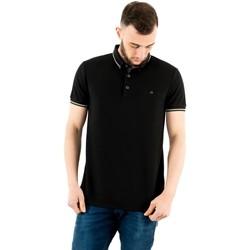 Vêtements Homme Polos manches courtes Benson&cherry benson and cherry ginio noir