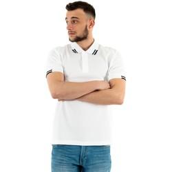 Vêtements Homme Polos manches courtes Aigle lenapa 20 blanc