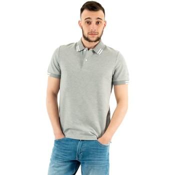 Vêtements Homme Polos manches courtes Aigle lenapa 50 heather grey gris