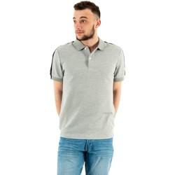 Vêtements Homme Polos manches courtes Aigle lessavia 20 heather grey gris