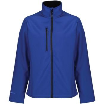 Vêtements Homme Manteaux Professional Veste Softshell  séchage rapide Gris Bleu