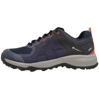 Chaussures Homme Running / trail Keen Explore WP Noir, Bleu marine