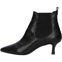 Chaussures Femme Bottines Albano 0059 NOIR