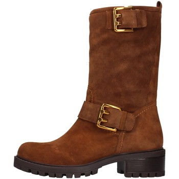 Chaussures Femme Bottes ville Albano 1211 CUIR