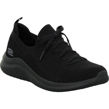 Chaussures Femme Baskets basses Skechers Ultra Flex 20 Noir