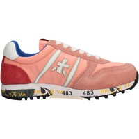 Chaussures Fille Baskets basses Premiata - Sneaker rosa 12-38004 ROSA