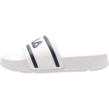 Chaussures Garçon Claquettes Fila - Morro bay slipper bianco 1010934.1FG BIANCO