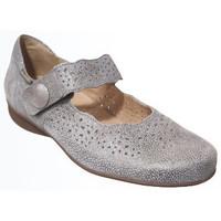 Chaussures Femme Ballerines / babies Mobils fabienne dark taupe