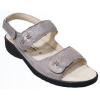 Chaussures Femme Sandales et Nu-pieds Mobils getha dark taupe
