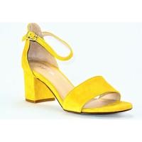 Chaussures Femme Sandales et Nu-pieds Sofia Costa 8372 JAUNE