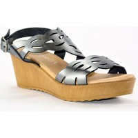 Chaussures Femme Sandales et Nu-pieds Eva Frutos 9471 ANTHRACITE