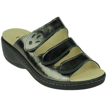 Chaussures Femme Mules Longo 1005316 cosmos/SCHWARZ