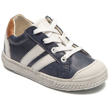 Chaussures Garçon Baskets basses Bellamy Fac MARINE