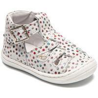 Chaussures Fille Sandales et Nu-pieds Bellamy Sosso Bubble blanc multi