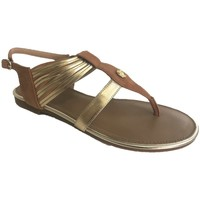 Chaussures Femme Sandales et Nu-pieds Fugitive Draci Marron