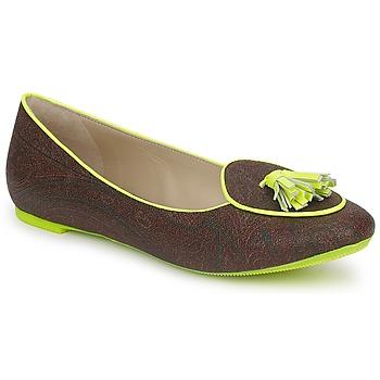 Chaussures Femme Mocassins Etro BALLERINE 3738 d