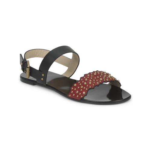 Etro SANDALE 3743 Noir - Livraison Gratuite avec  - Chaussures Sandale Femme