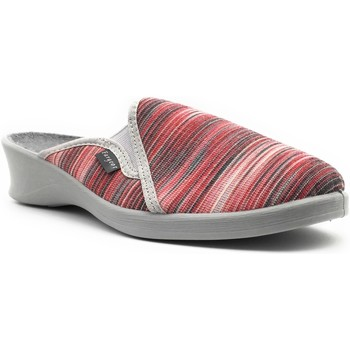 Chaussures Femme Chaussons Fargeot YATOL Rouge