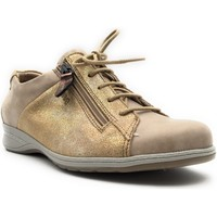 Chaussures Femme Derbies Suave 7529PS Or