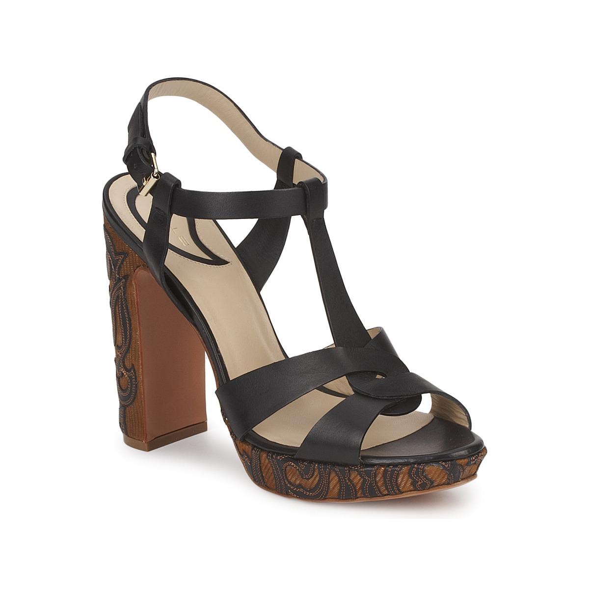 Sandale Etro NU-PIEDS 3763 Noir